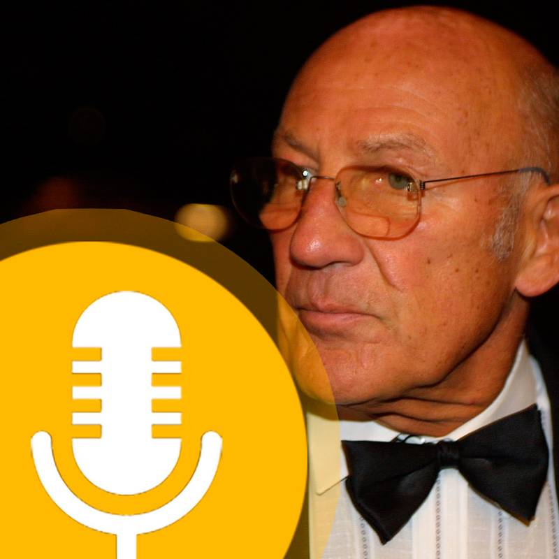 Product image for Podcast: Stirling Moss