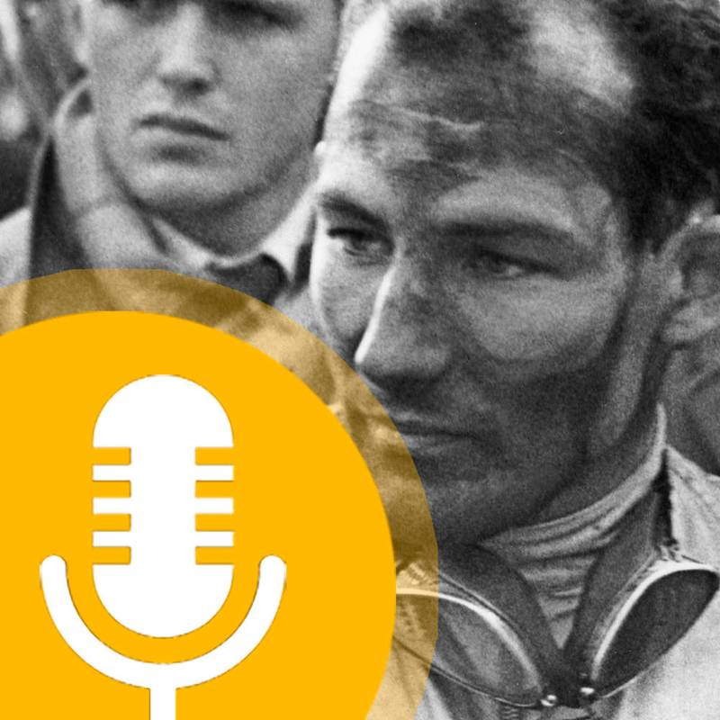 Product image for Podcast: Stirling Moss part II