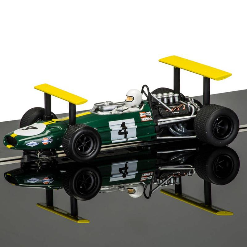 Product image for Jacky Ickx - Brabham BT26A-3 | Legends - Limited Edition | Scalextric