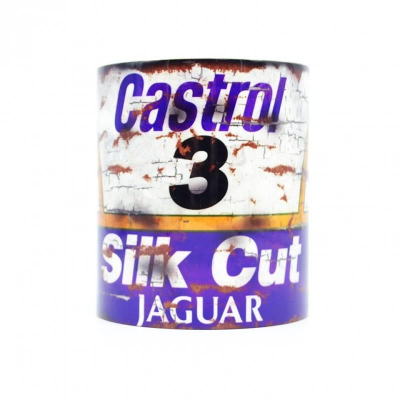 Product image for Jaguar Silk Cut Oil Can Mug