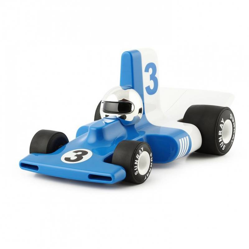 Product image for Velocita Formula 1 Racing Car Blue