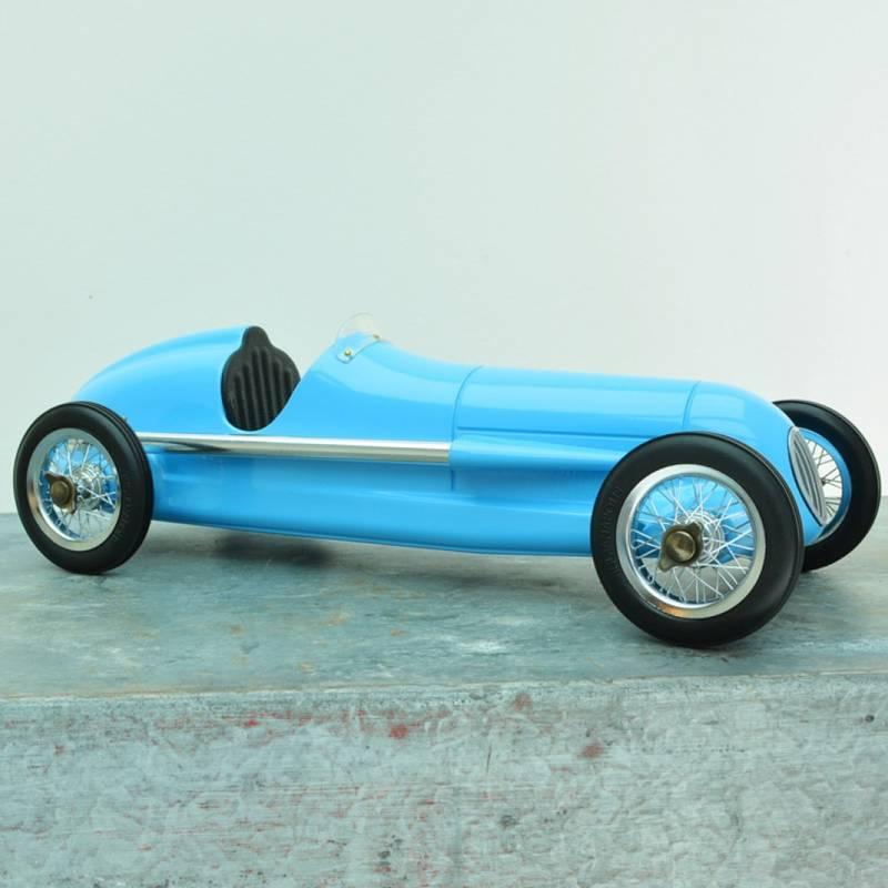Product image for B.B. Korn -  Bugatti Blue Desk Racer | Model