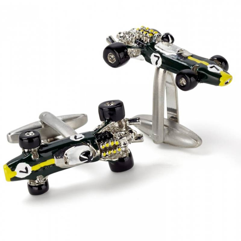 Product image for Lotus 49 | Racing Car Cufflinks