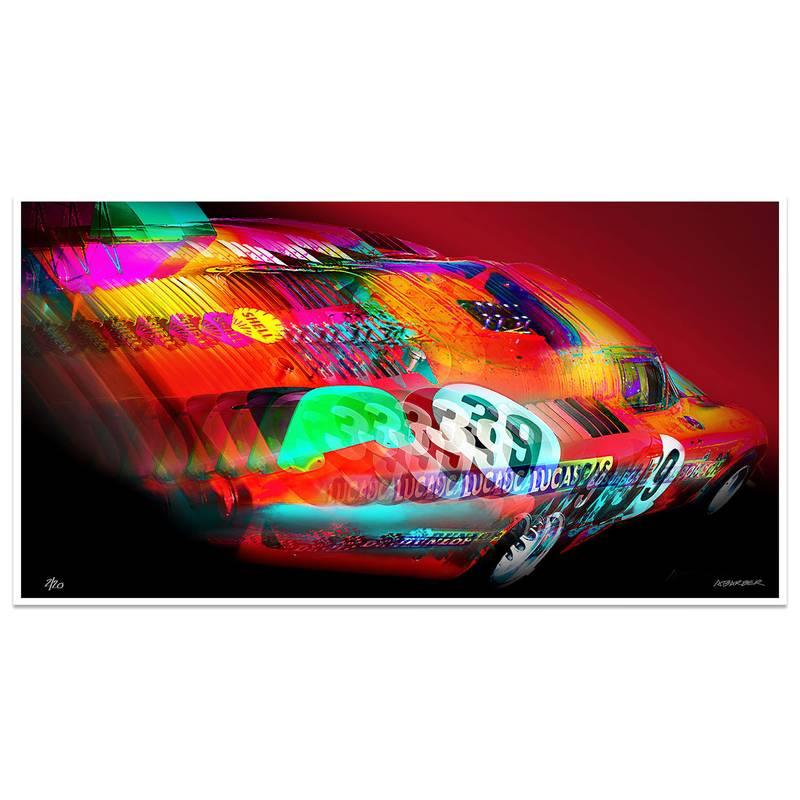 Product image for Alfa Romeo Tip 33-2 Coda Lunga Le Mans 24H