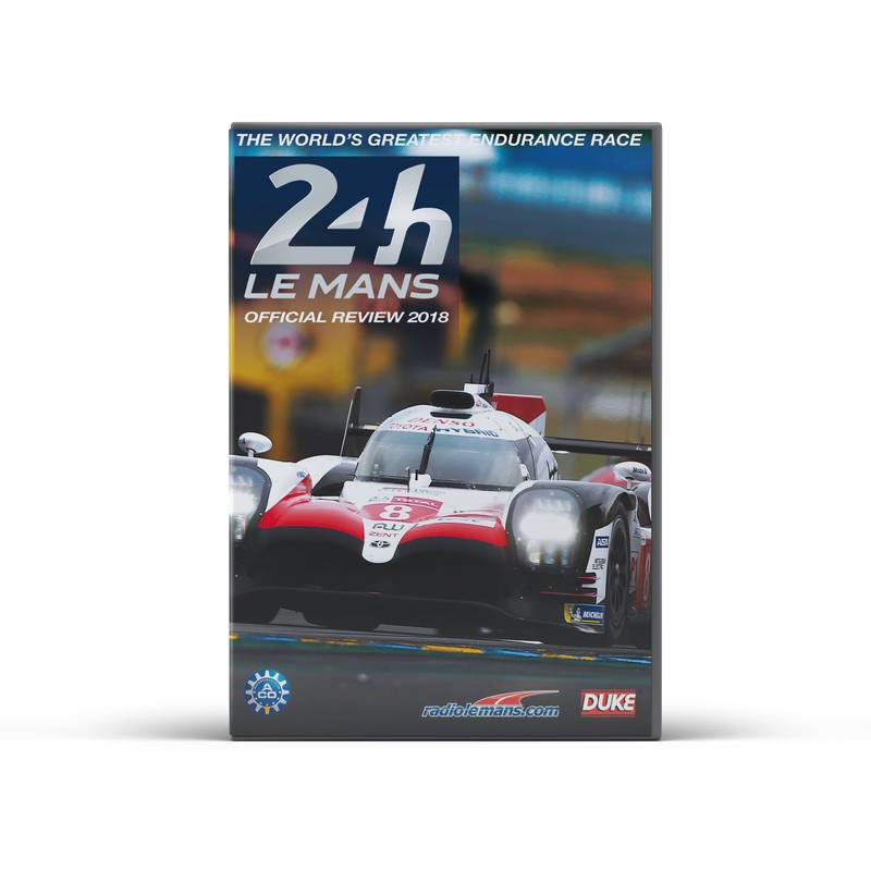 Product image for 24 Hours of Le Mans - 2018 | DVD/Blu-ray