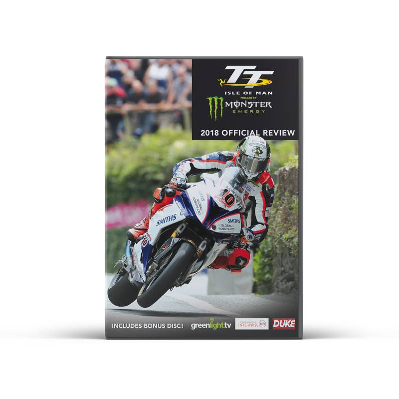 Product image for Isle of Man TT - 2018 | Review DVD/Blu-ray