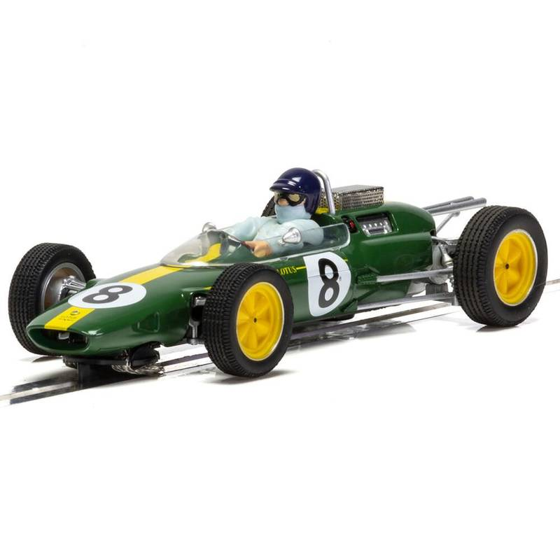 Product image for Jim Clark - Lotus 25 | 1963 - Italian GP | Scalextric