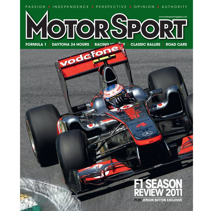 Product image for February 2012 | F1 Season Review 2011 | Motor Sport Magazine