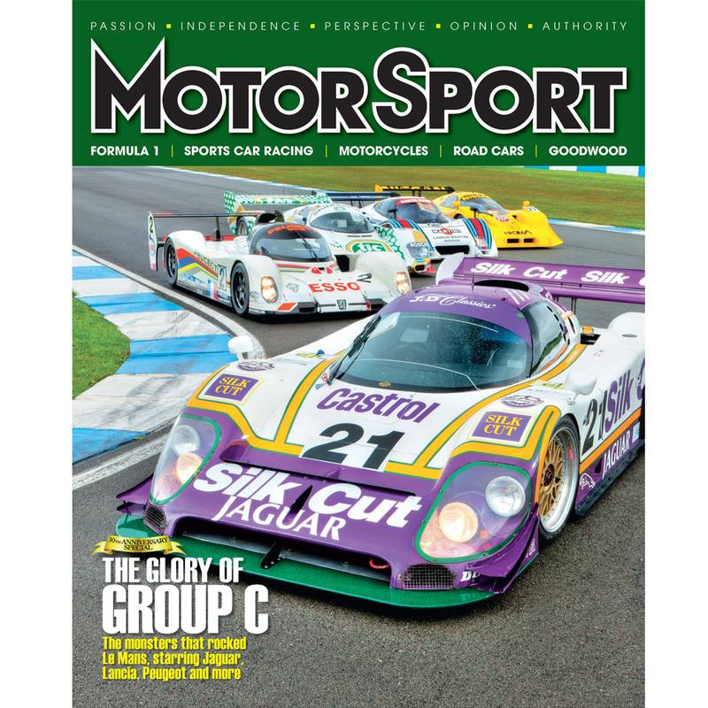 Product image for July 2012 | The Glory Of Group C | Motor Sport Magazine