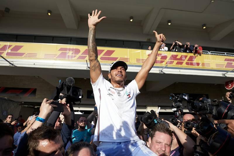 Hamilton: Battling a darker side made 2019 the hardest year