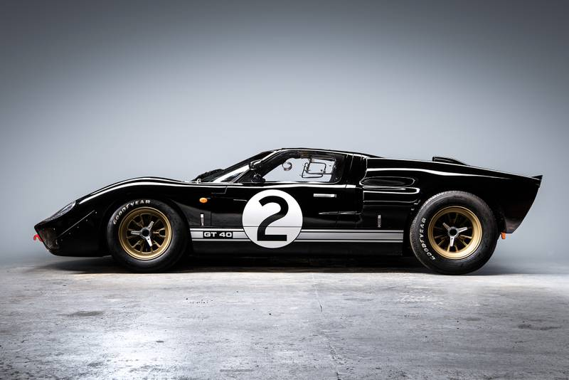 The uncredited force behind the Ford GT40 story
