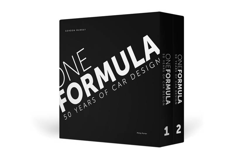 One Formula Gordon Murray book