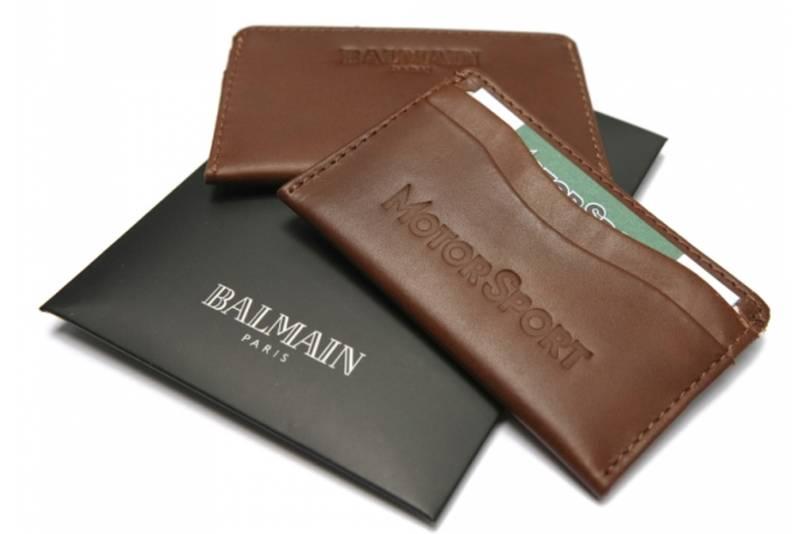Motor Sport Balmain wallet