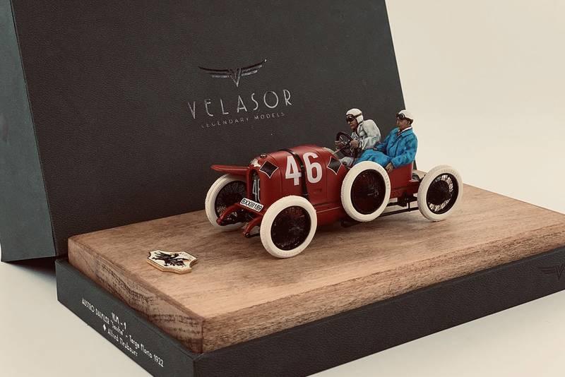 Velasor car model
