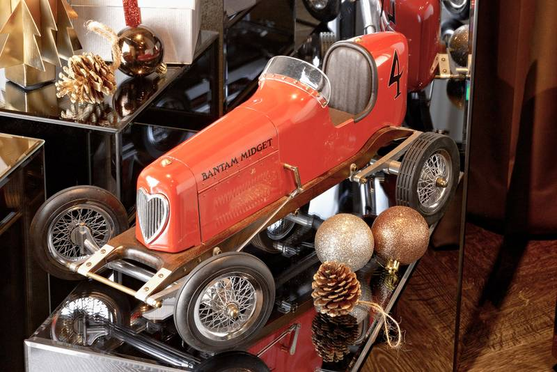Bantam racer model