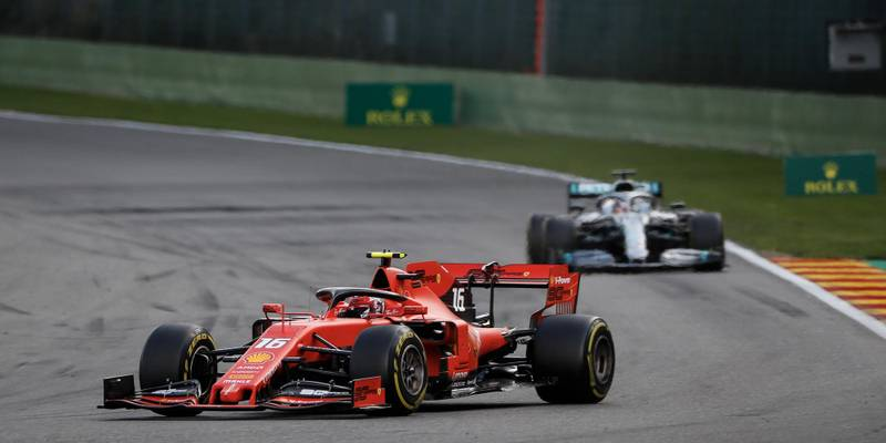 Best races of the 2019 F1 season: Belgian Grand Prix