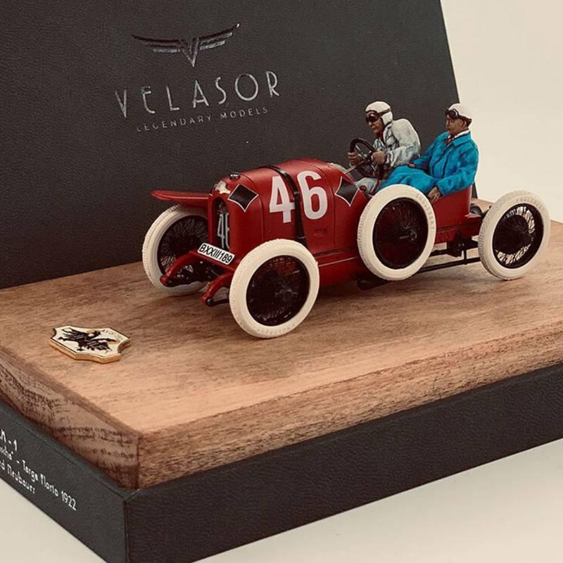 Product image for #46 Sascha | Alfred Neubauer - Austro-Daimler - 1922 | model | Velasor