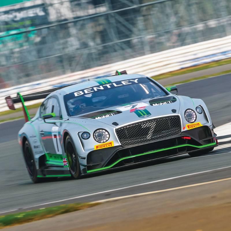 Bentley CU