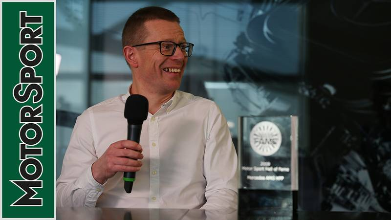 Podcast: Andy Cowell, head of Mercedes' dominant F1 engine division