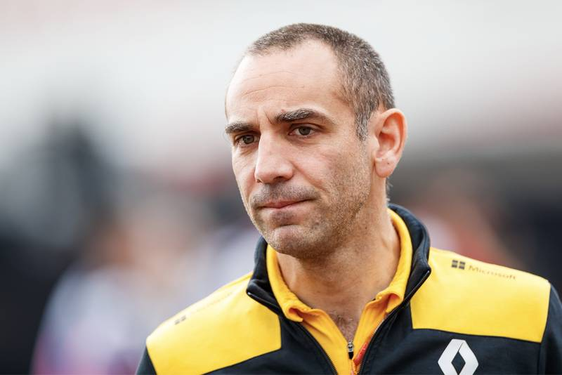 Cyril Abiteboul: No team is as focused on 2021 as Renault