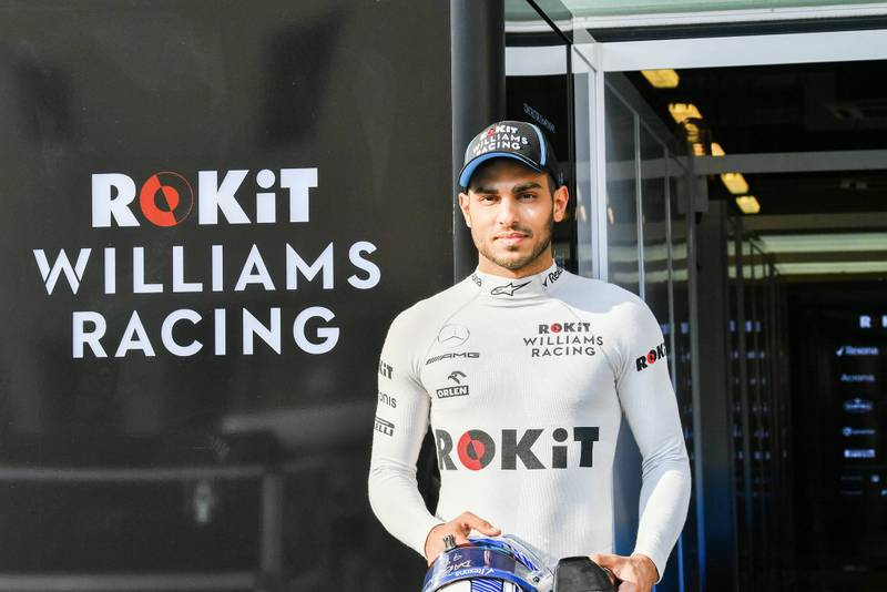 Williams signs Roy Nissany as test driver for 2020 F1 season
