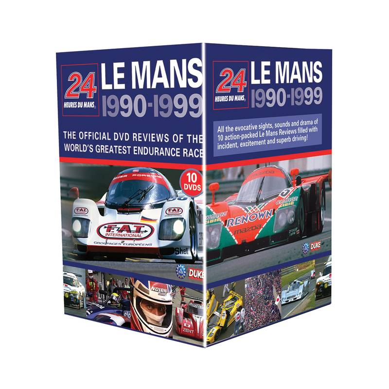 Product image for Le Mans | 1990 - 1999 | DVD | Box Set