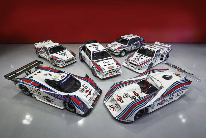 Historic Lancia 'Campion Collection' to be sold at Palm Beach