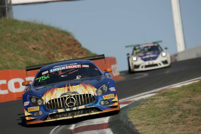 Endurance chasers: Daytona heroes head for Bathurst 12 Hours