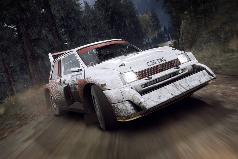 Colin McRae: Flat Out – DiRT Rally 2.0 simulation goes up a gear