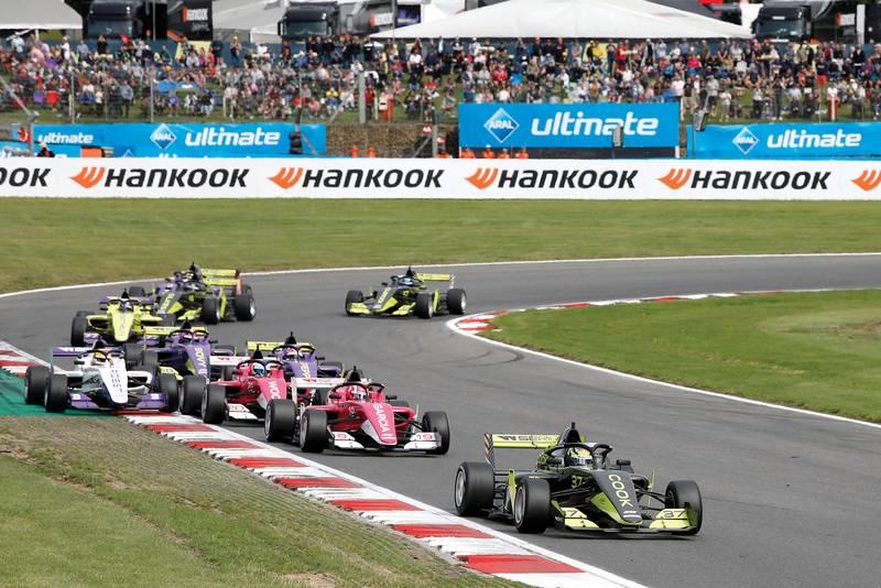W Series at Brands Hatch