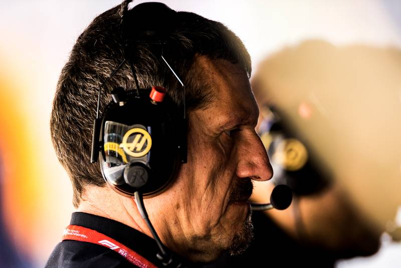 Gunther Steiner Drive to Survive