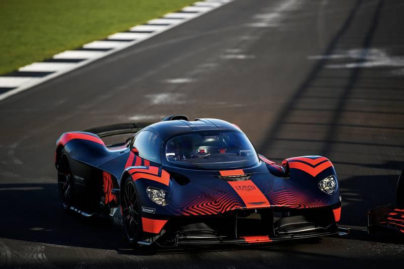 Aston Martin Valkyrie Le Mans hypercar put on hold