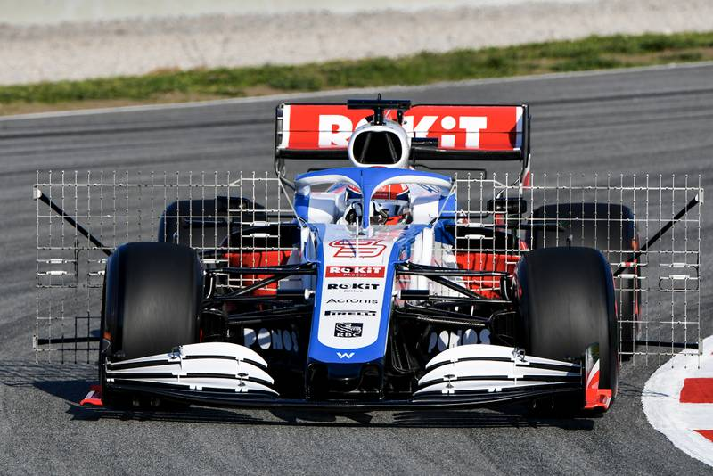 Williams testing with kiel probe array