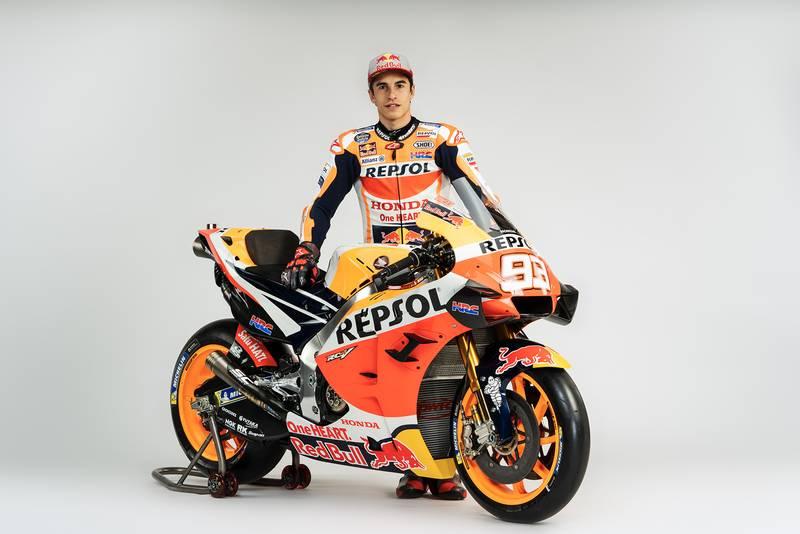 Marc Marquez 2020 Honda MotoGP