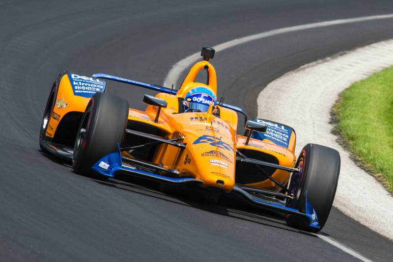 Alonso handed Indy 500 lifeline with Arrow McLaren SP