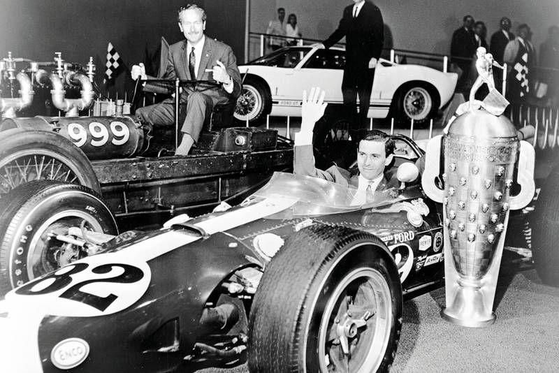 Clark Ford Indy500