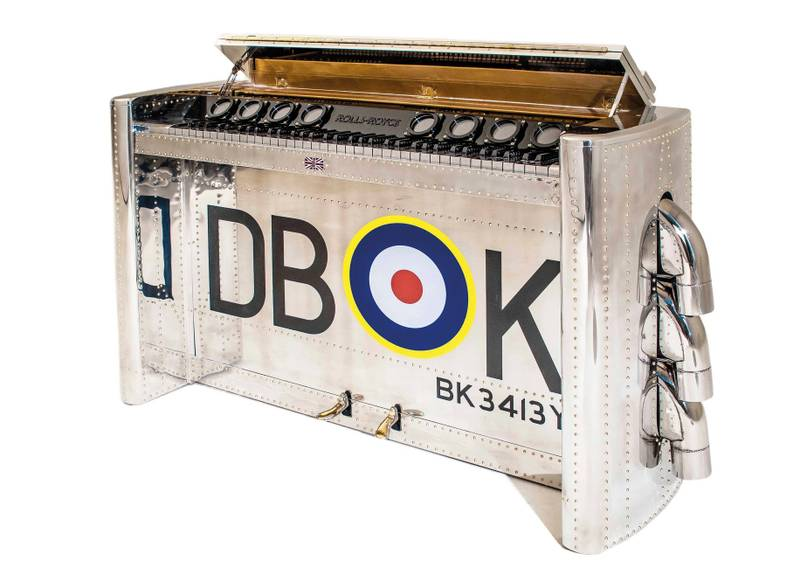 Spitfire Piano