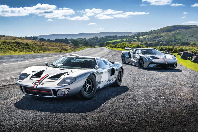 Ford GT and GT40