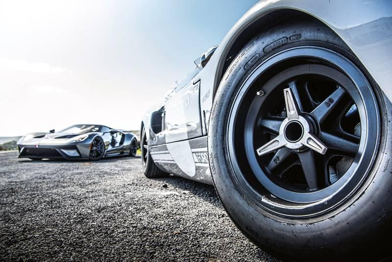 Ford GT40 wheel