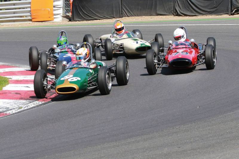 Historic Sports Car Club, Snetterton