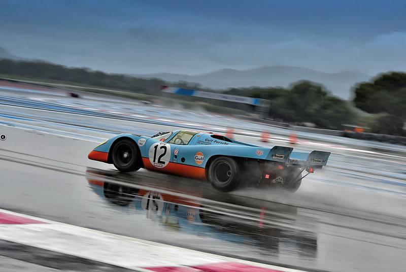 Porsche 917 wet Paul Ricard