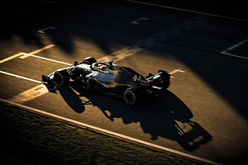 2020 Barcelona Pre-Season Test Lewis Hamilton