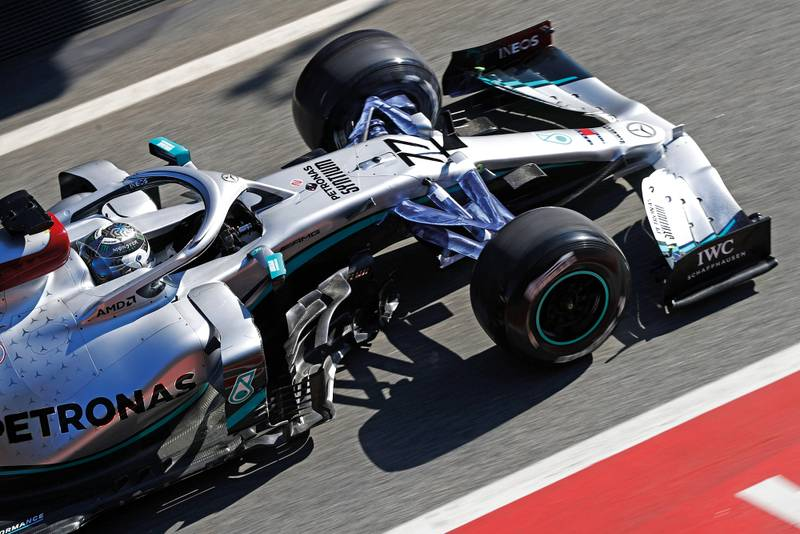 Mercedes 2020 F1 Lewis Hamilton