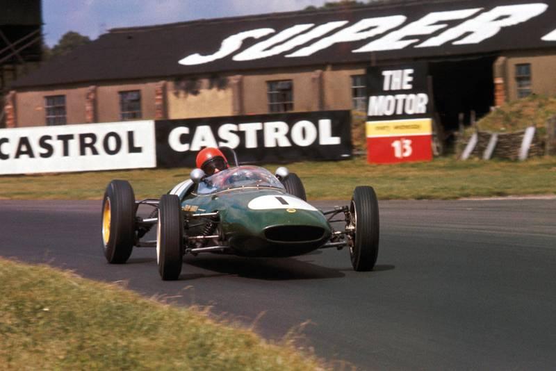 Lotus 22 racing