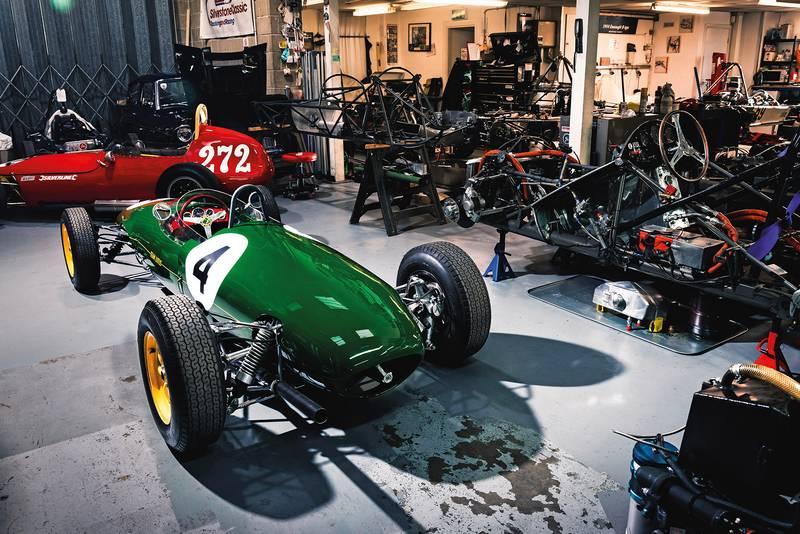 Lotus 22 rear