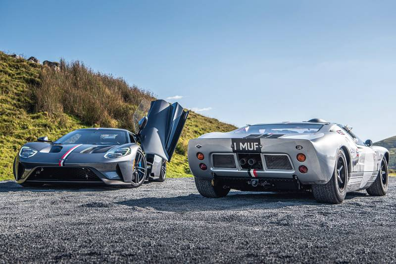 Two GTOs