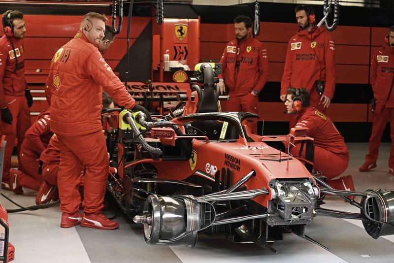 Seven F1 teams threaten legal action over secret Ferrari engine deal