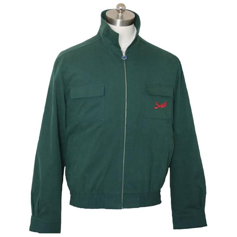 Product image for Monaco Jacket | Hawthorn Green | Suixtil