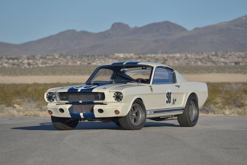 The Shelby GT350R