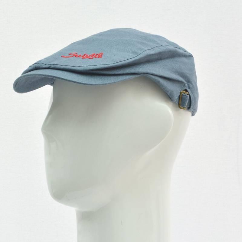 Product image for Race Cap | Blue Linen | Suixtil